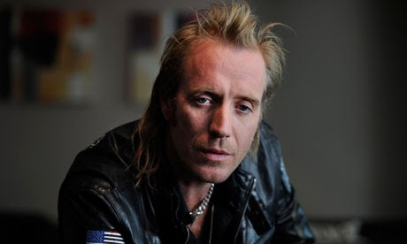 The league of british artists rhys ifans gives 39 the for Farcical waste of time