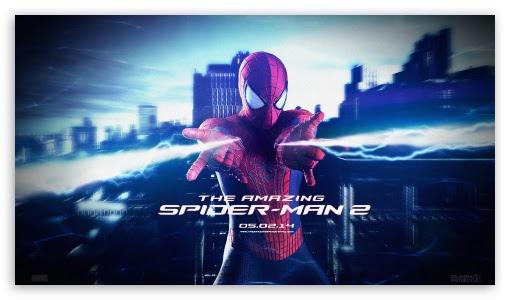Amazing Spider Man 2 4k Wallpaper