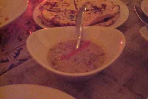 Yellow Lentil Stew