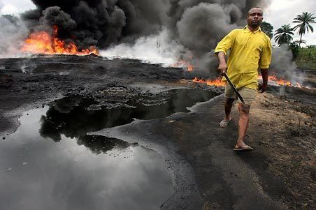 Shell denies allegations of complicity in crimes against Ogoni people