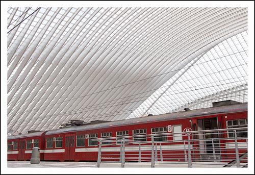 station guillemins luik (14) by hans van egdom
