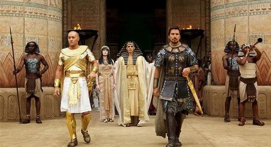 Scene from Exodus: Gods and Kings