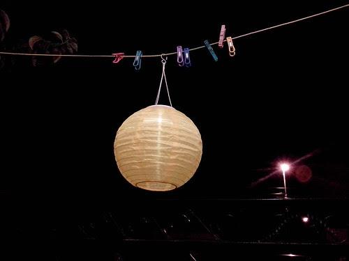 Una palla illuminata by Ylbert Durishti