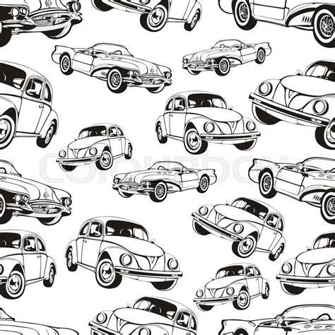 Car Pattern Wallpaper