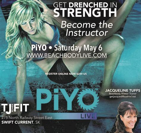 piyo  instructor training tj power fit