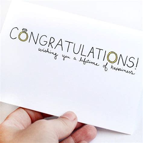 Best 25  Wedding congratulations ideas on Pinterest