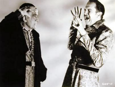 Boris Karloff Vincent Price