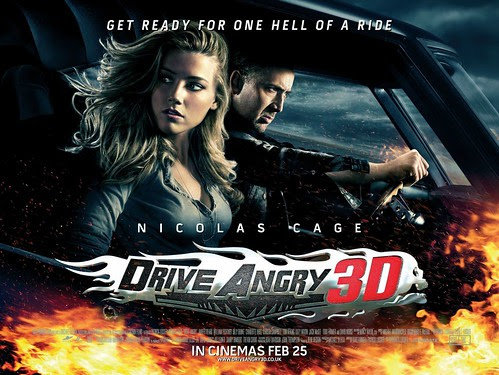 DRIVE ANGRY banner