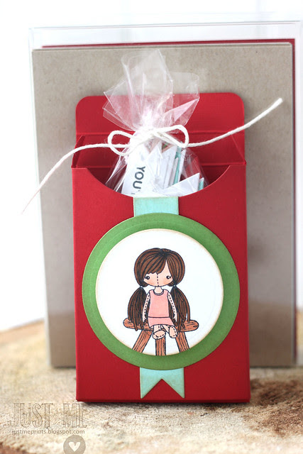 rag doll card kit
