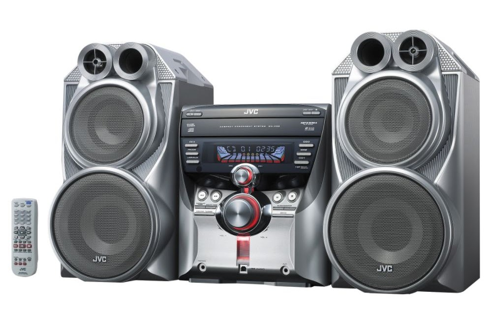 Ak58dolby Logic Home Theater Compact Stereo System