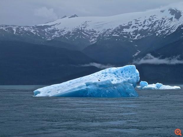 Παγόβουνο ενός τρισ. τόνων αποκολλήθηκε από την Ανταρκτική