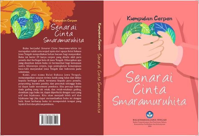 Buku Baru Antologi Senarai Cinta Smurumarahita