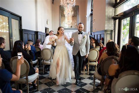 The Culver Hotel Wedding   Bernadette & Alex