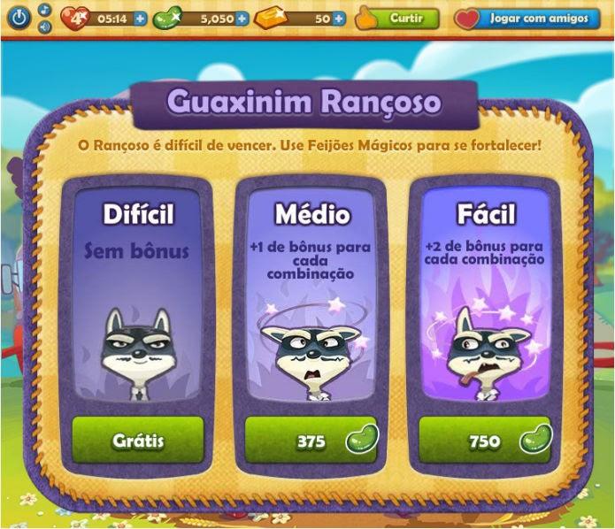 Farm Heroes Saga: Economize feijões para os multipliers (Foto:Reprodução)