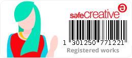 Safe Creative #1301250771221