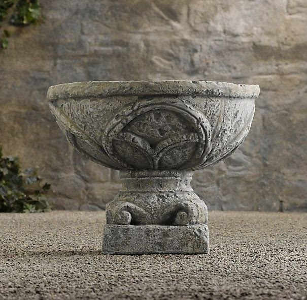 Gardeningwalks french garden chalice