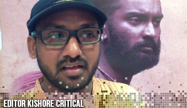 Editor Kishore