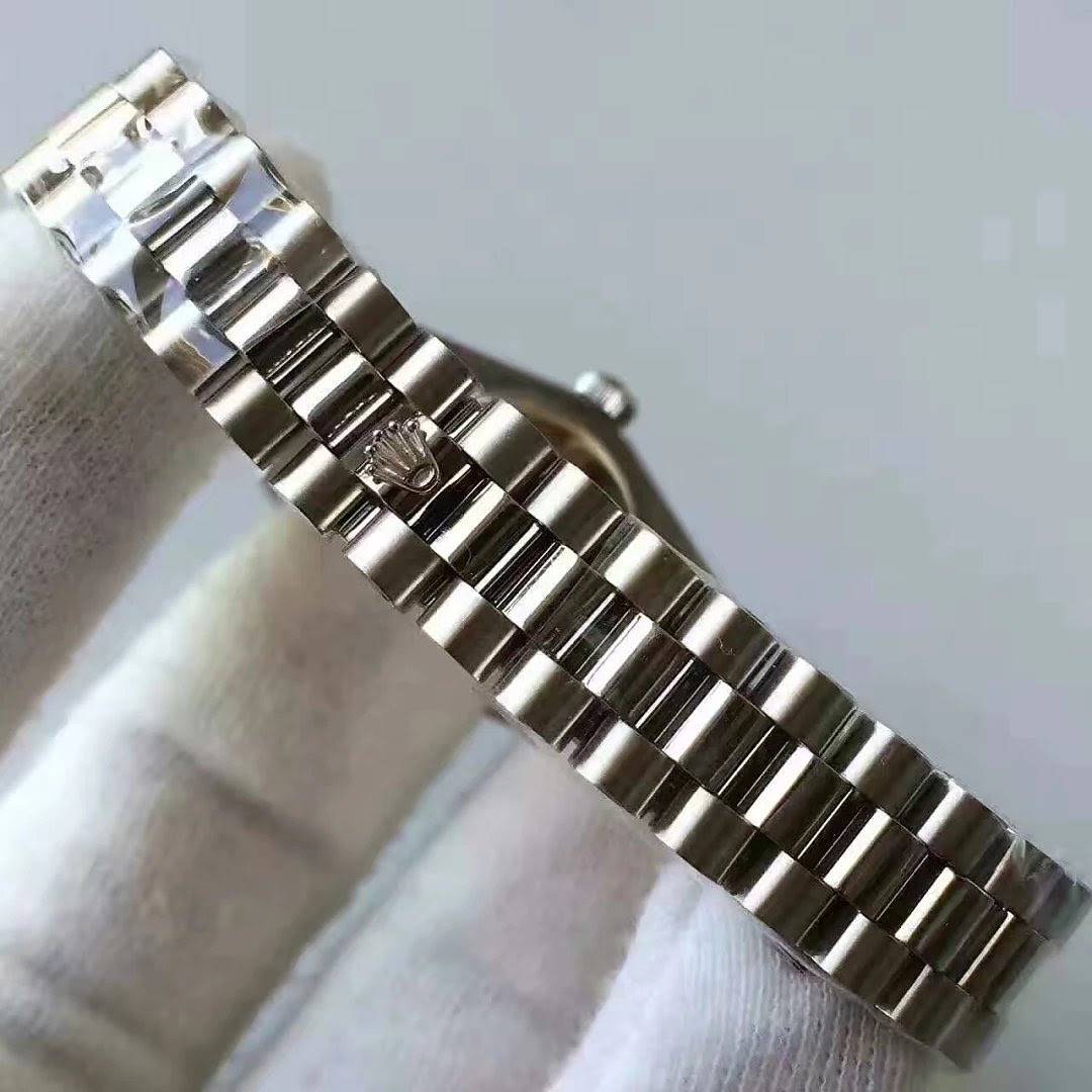 Rolex Lady Datejust 33mm Oyster Bracelet