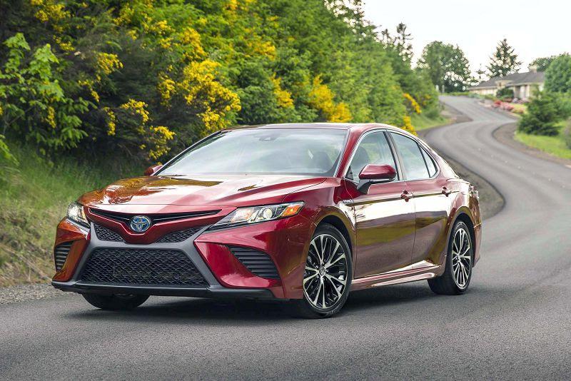 2019 Toyota Camry Xse Red Interior Redline Specs ...