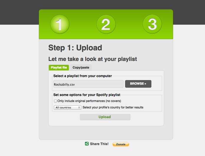 how to download spotify playlist to itunes