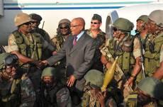Zuma, non autorizzata uccisione Gheddafi