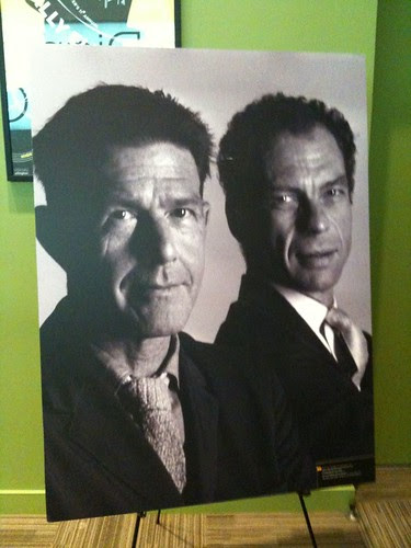 John Cage & Merce Cunningham