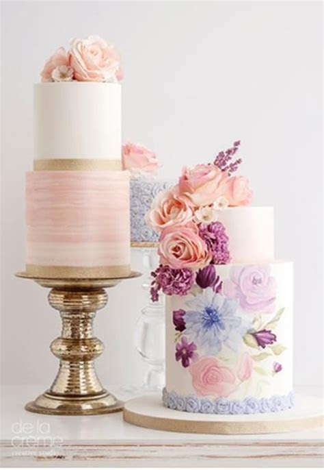 Top 10 Wedding Cake Trends for 2017!   Blog