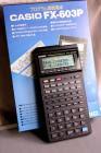Scientific programmable calculator: Casio fx-603P