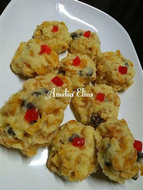 resepi biskut raya  mudah sedap viral bidadarimy