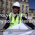 Bordeaux : une nouvelle place Tourny pour septembre 2019