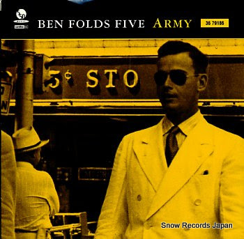 BEN FOLDS FIVE army