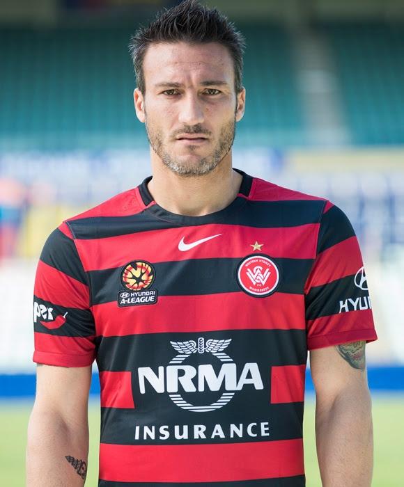 West Sydney Wanderers Kit 2015 2016