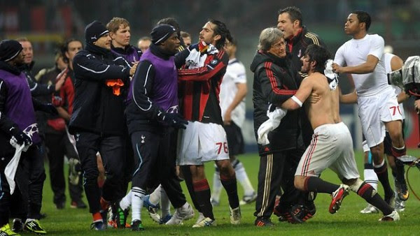 Tottenham Hotspur v Milan