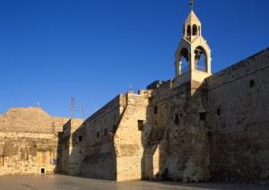 Basílica da Natividade na Terra Santa
