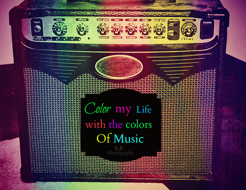 Color My Life With The Colors Of Music Quotespicturescom