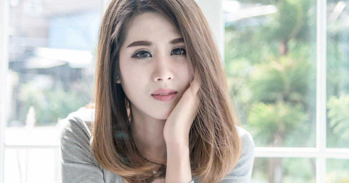 18 Modis Warna Rambut Pendek Ala Korea