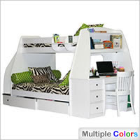 Bunk Beds and Loft Beds for Girls