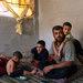 Mohammed Askar, a Syrian rebel, at home in Ramtha, Jordan.