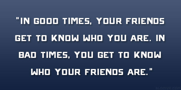 20 Bad Friendship Quotes Which Open You Eyes