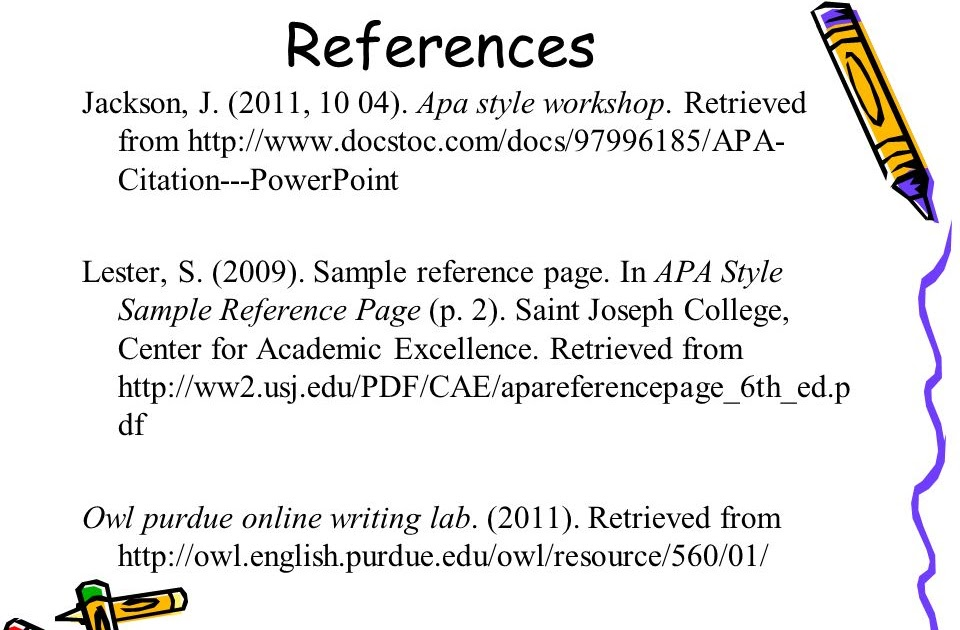 Apa citation maker dissertation