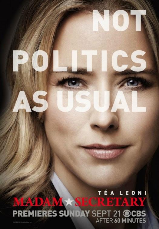 Resultado de imagem para Madam Secretary posters