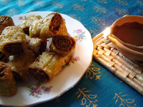 Completely Homemade Bakarwadi