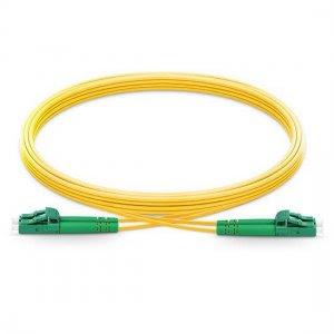 2.0mm LSZH 9/125 Single Mode Fiber Patch Cable