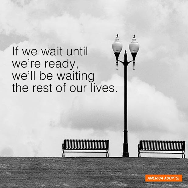 101 Inspirational Quotes For Waiting Adoptive Parents America Adopts