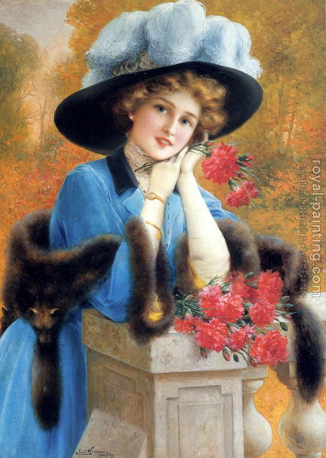 Emile Vernon : Carnations Are For Love