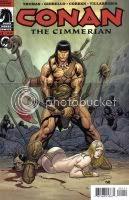 Conan The Cimmerian #1