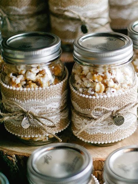 Best 25  Popcorn wedding favors ideas only on Pinterest