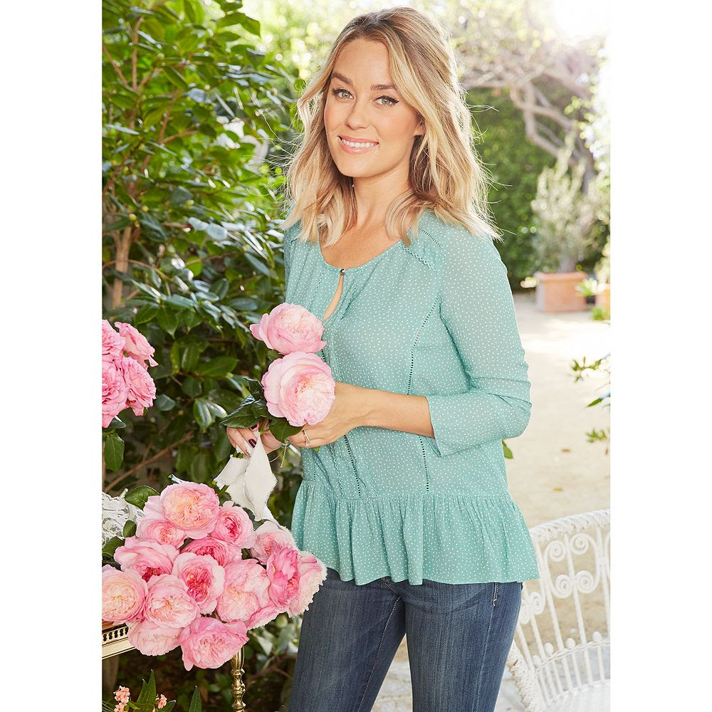 LC Lauren Conrad Antique Romance Look 3