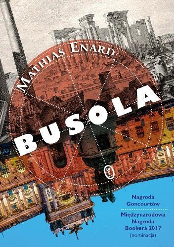 Okładka książki Busola