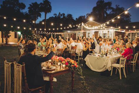 Jess & Ed's Boho Backyard Wedding   nouba.com.au   Jess